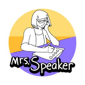 Mrs Speaker