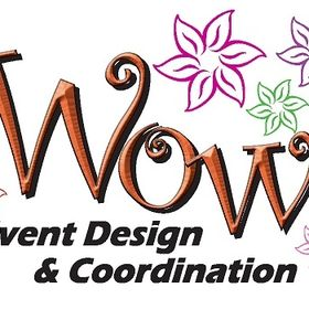 """WOW"" Event Design & Coordination"