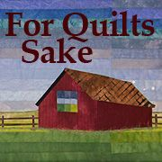 For Quilts Sake - Pam Geisel