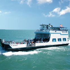 Miller Ferries to Put-in-Bay & Middle Bass