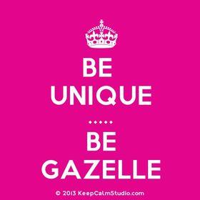 GAZELLE BLANCHE
