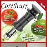 Core Stuff Fruit and Vegetable Corer