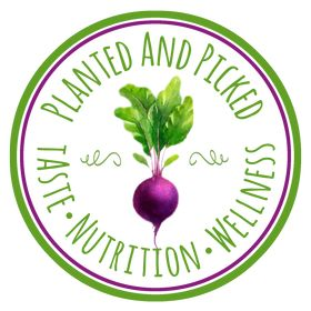 Planted and Picked - Plant Based Vegan Recipes