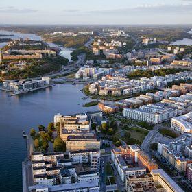 Român în Suedia