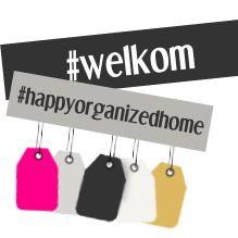 Happy Organized Home