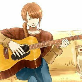 Guitarist Girl