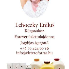 Enikő Lehoczky