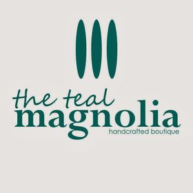 the teal magnolia