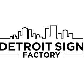 Detroit Sign Factory