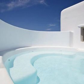 Aude Mazelin, Mykonos Architect