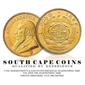 South Cape Coins