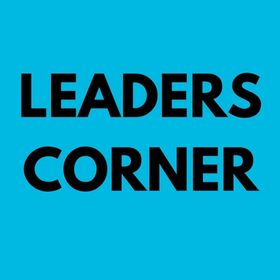LeadersCorner ~ Leadership News & Info