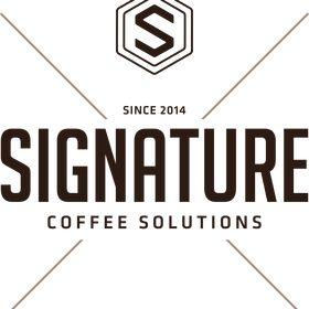 SIGNATURE coffee