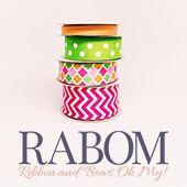 RABOM - Ribbon and Bows Oh My
