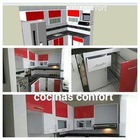 Cocinas integrales Villavicencio Confort