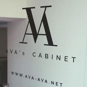 AVA's CABINET