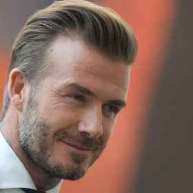 David Bend it like Beckham