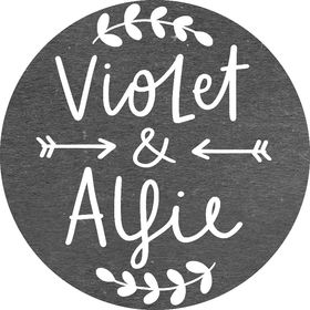Violet and Alfie