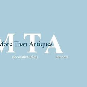 More Than Antiques