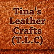 Tina's Leather Crafts (T.L.C) Leather Goods Handmade With Tender Loving Care
