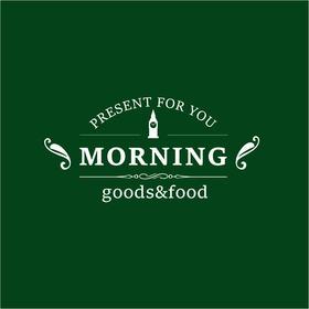 Morning tea&coffee