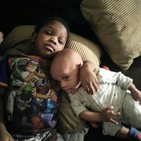 Amir & Messiah's Mommy