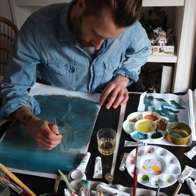 Pontus Arvåsen Visual Artist