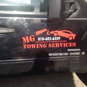 MG Towing Services