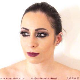 Sarah Mancini Makeup