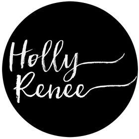 Author Holly Renee