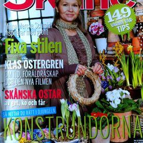 Blomsterverkstad /Minna Mercke Schmidt