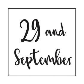 29&September   Weddings & Events