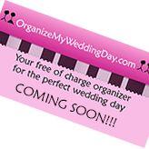 www.organizemyweddingday.com