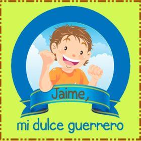 Jaime, mi dulce guerrero
