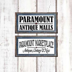 Paramount Antique Malls & Marketplace