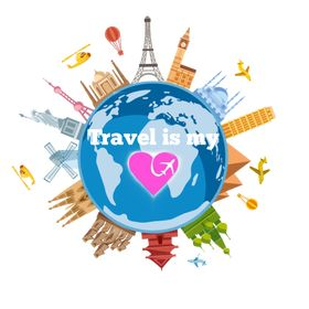 Travel is my Heart