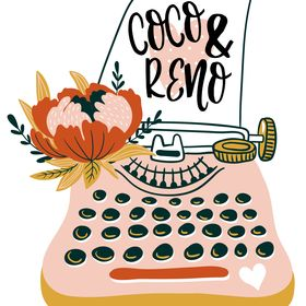 Coco and Reno - Cutting Die and Stamp Subscription Club.