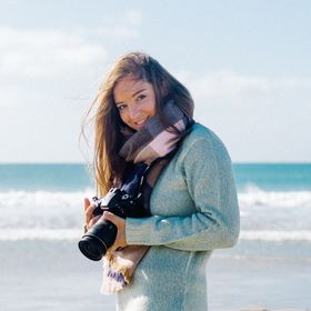 Olivia Bossert   Photographer and Content Creator in Cornwall
