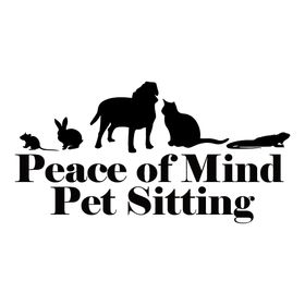 Peace of Mind Pet Sitting