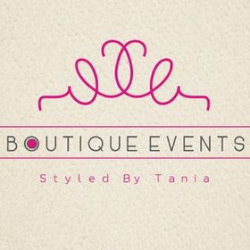BoutiQue Events - styled by Tania