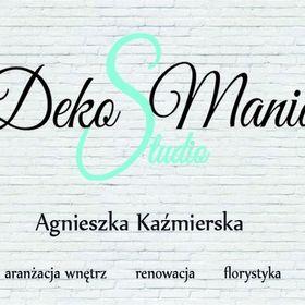 Dekomania Studio Agnieszka Kaźmierska