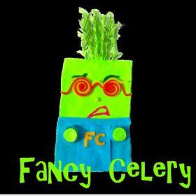 Fancy Celery Cards