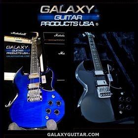 GALAXY GUITAR PRODUCTS USA