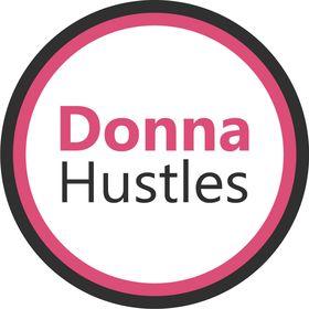 Donna Hustles Pinterest Profile Picture
