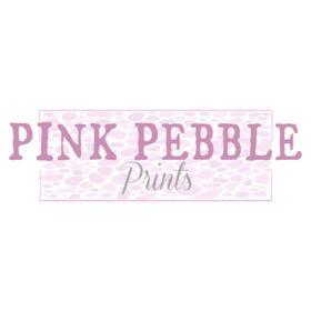 Pink Pebble Prints