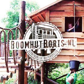 Boomhut Boris - Boomhutten & Speelhuizen