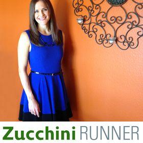 Corine Green   Zucchini Runner