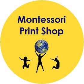 Montessori Print Shop USA