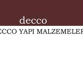 DECCO YAPI MALZEMELERİ