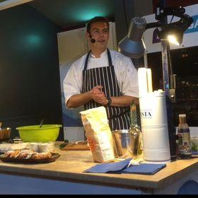 Chef Matthew Luca